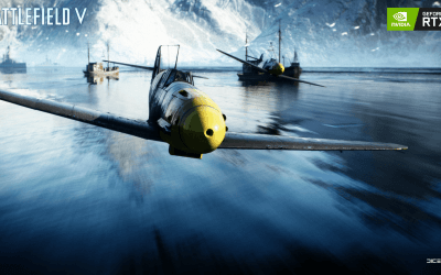 DLSS Support and Ray-Tracing Optimisation Coming to Battlefield V