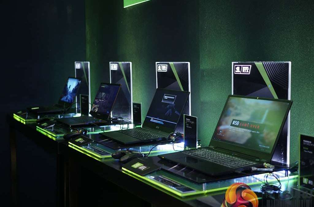 GeForce RTX 2080 Clock Speeds on Laptops can Vary up to 45%