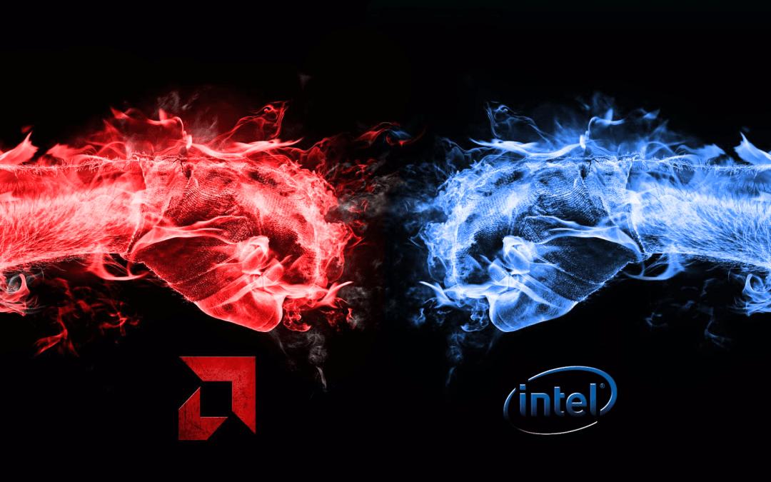 Comparison: Intel i5 9600K vs Ryzen 7 2700x