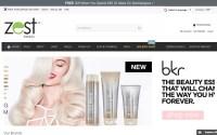zest beauty website