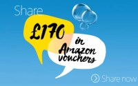 )2 invite, amazon vouchers