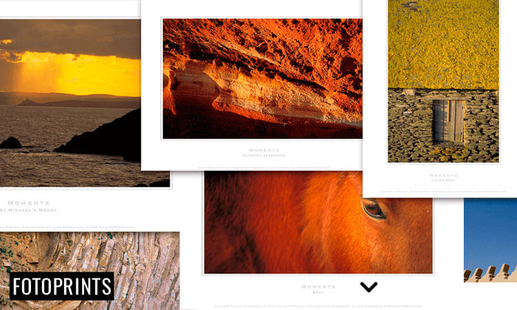 FotoPrints Photographic Prints website