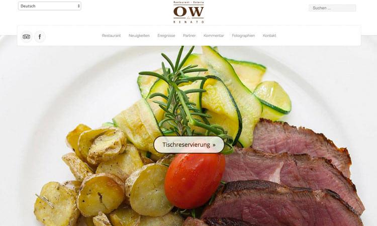OWLana Oberwirt Restaurant