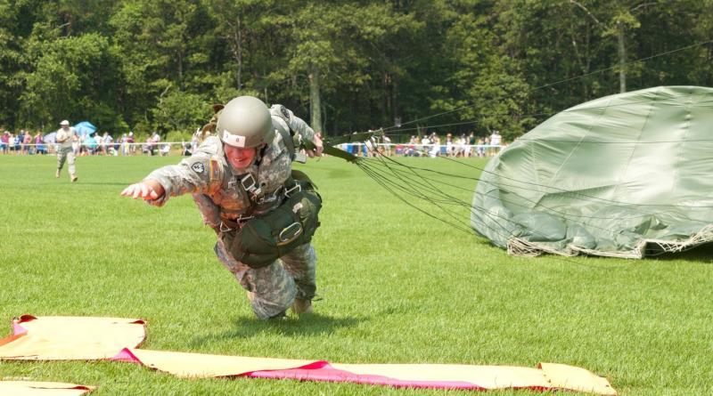 competizione paracadutismo fdv