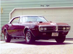 1967 Owners   First Generation Firebirds
