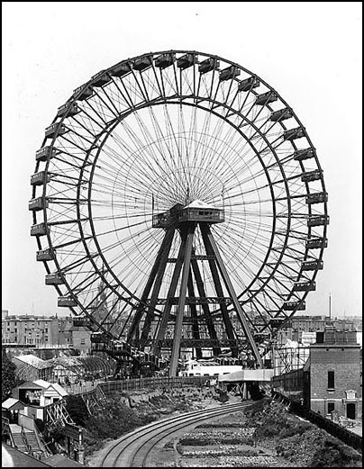The Great Wheel in London