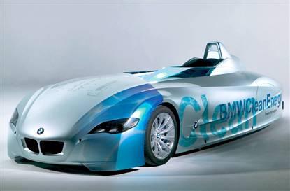 hidrogén hajtású autó