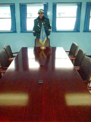 Run DMZ with Mixmaster Kim Jong Il
