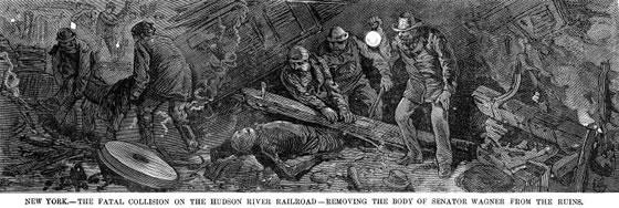 Spuyten Duyvil Train Wreck
