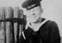 Navy Coxswain Samuel B. Roberts, ca. 1942