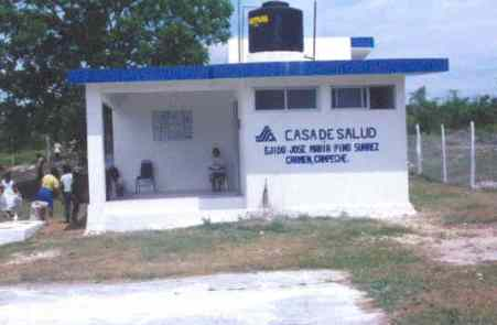 Casa de Salud.