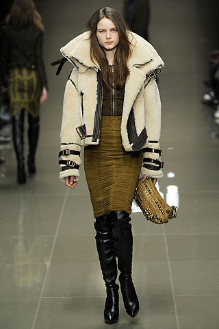 Burberry Prorsum Fall 2010 Ready-to-Wear