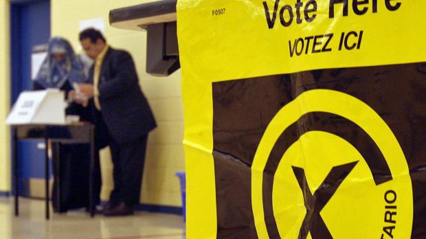 Vote Ontario 2011
