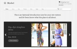 buy website template