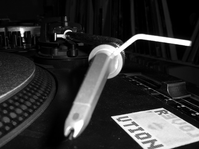 Technics SL1200 Turntable - Closeup by marcoPapale