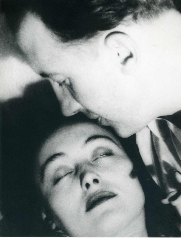 nusch et paul éluard (man ray).