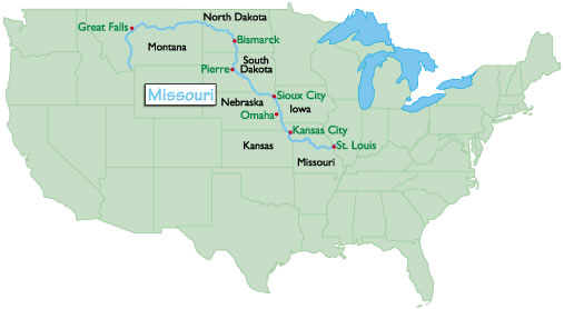 Missouri Map 2