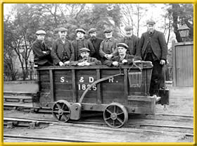 Shildon Workers