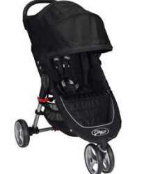 Baby Jogger City Mini Stroller Review - Black/Dove