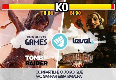 SORTEIO: Batalha dos Games no Level+