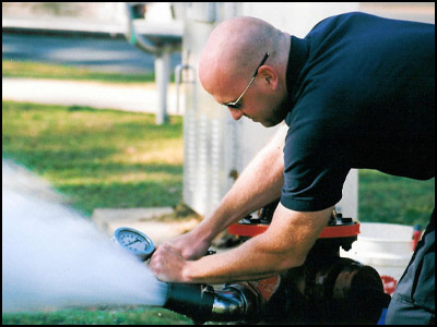 Fire Hydrant Testing & Inspection | International Fire Equipement