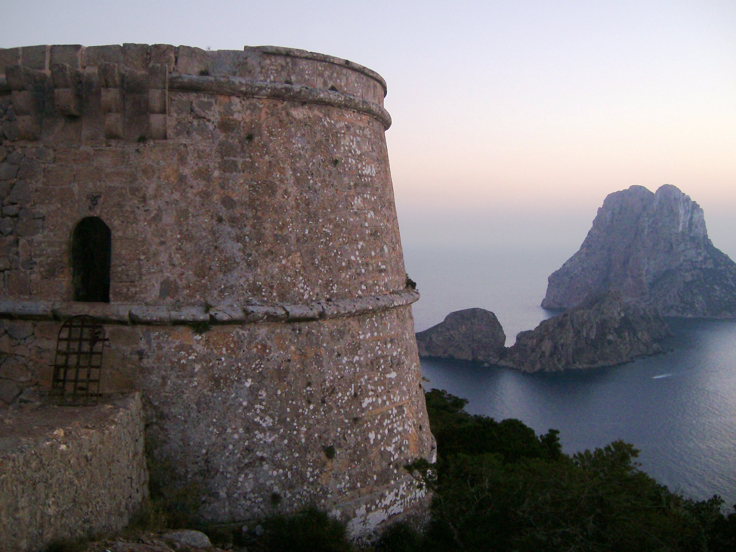 Torre del Pirata, Es Vedrá y Es Vedranell