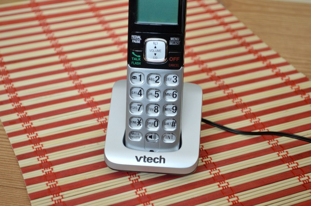 VTech Two Handset Phone System