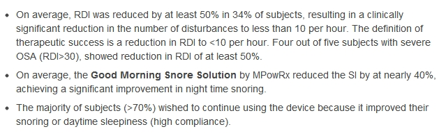 Anti Snoring Mouthpiece Reviews