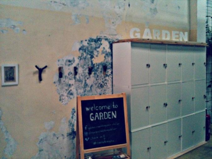 Garden barcelona Coworking Johanna Voll