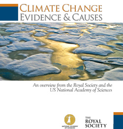NCARE New readings in climate change: Climate Change Evidence and Causes