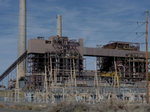 coal energy in Nevada: North Valmy Generating Station