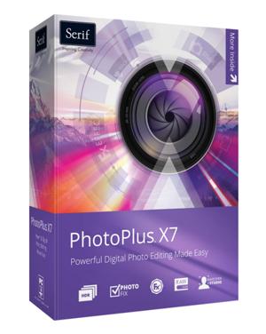 PhotoPlus X7 Box