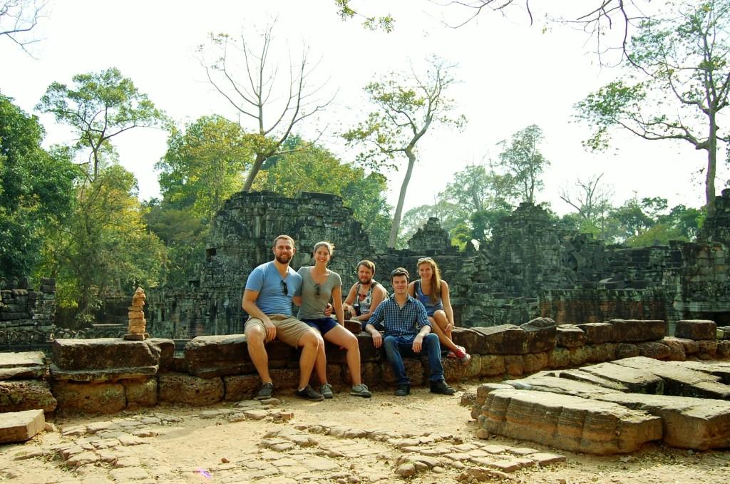 Seattle Friends in Cambodia