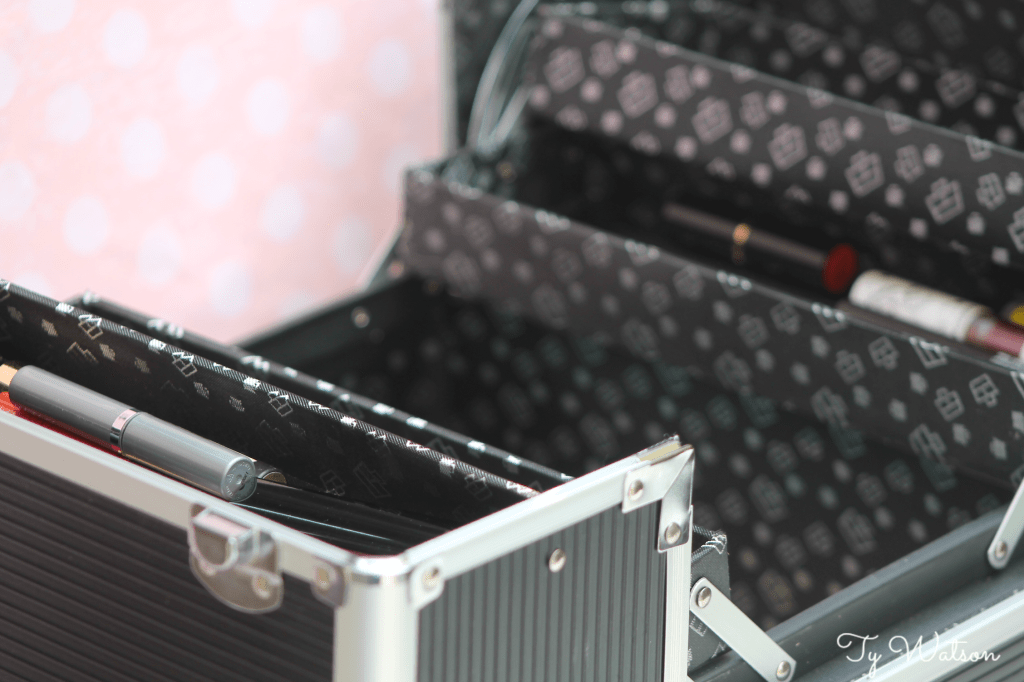 Caboodles Goddess Ultimate Train Case