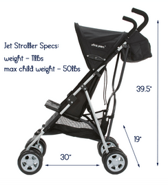 The Honest Review Of The First Years Jet Stroller 2