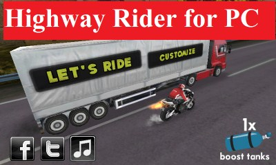 Highway Rider for PC