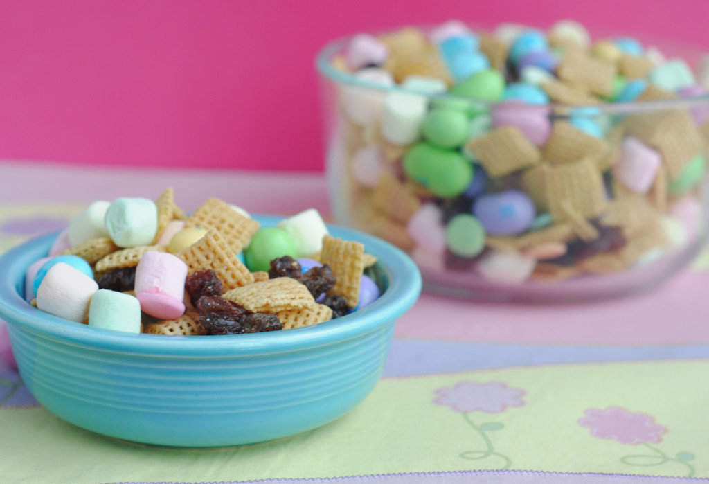 Bunny Munch Trail Mix