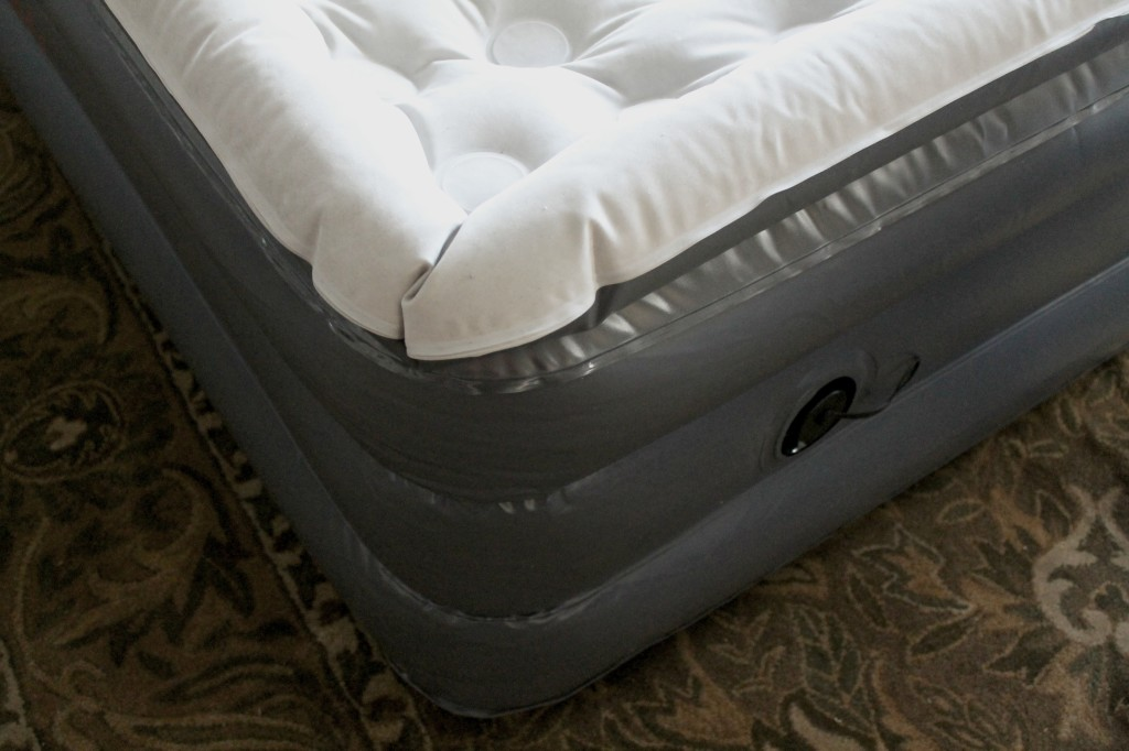 Fox Airbed Plush High Rise King Air Mattress
