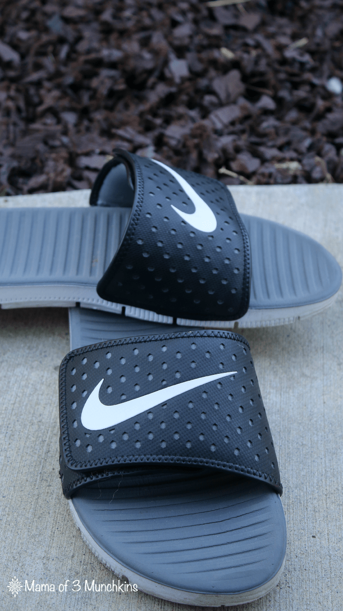 Nike Flex Motion Slide Sandals