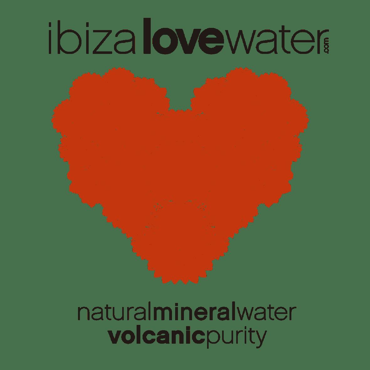 I love Ibiza Water