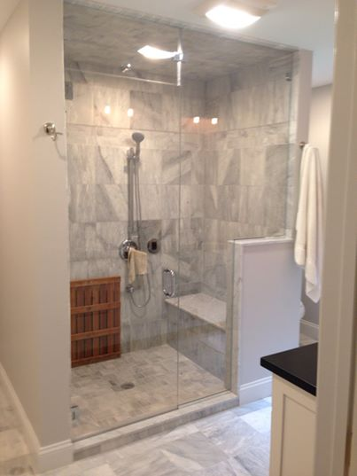 frameless-shower