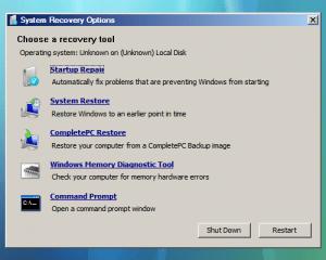 reparar windows 7 sin formatear
