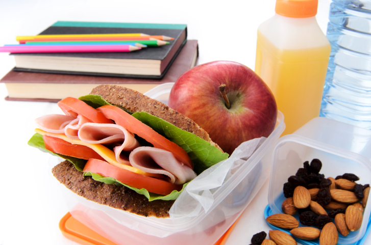 8 Healthy School Lunches for Kids and Teens 7