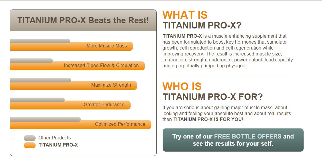 Titanium Pro X
