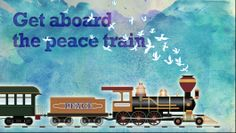 Peace Train Campaign d5e452eade110fc2359f77f75a825368