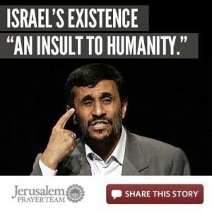 Ahmadinejad-quote