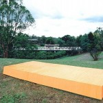 Installed March 2003. — at Alistair Knox Park, Eltham.