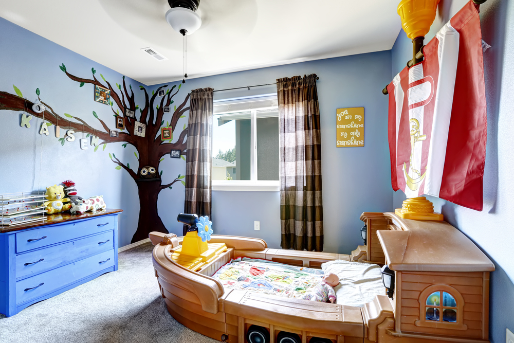 window treatments for kids room