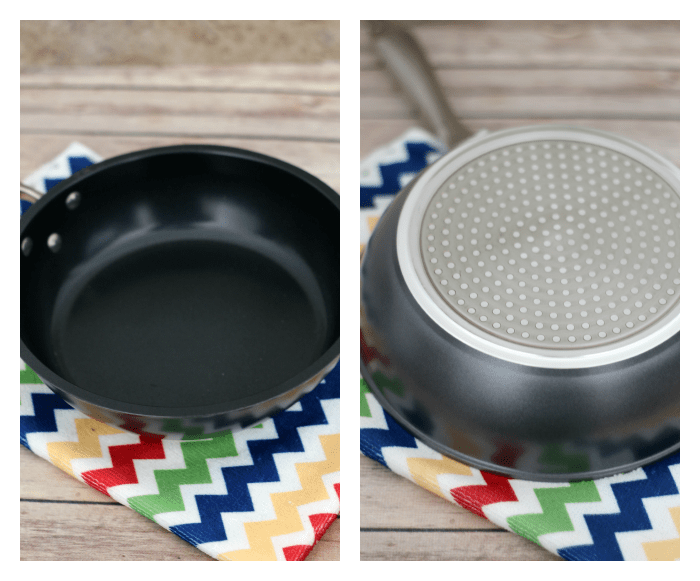 "Kyocera 8"" Ceramic Coated Fry Pan"