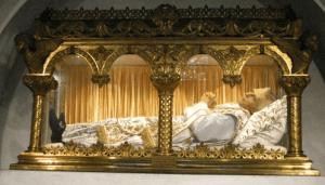 De heilige Petrus Julianus Eymard